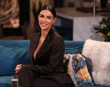 "Kim Kardashian West Says Her Psoriasis Has ""Taken Over My Body"""