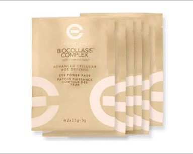 De-Puffing Pads For Ageless Eyes