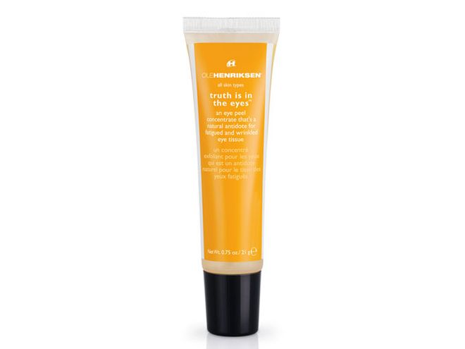 Gentle Exfoliation Formulated For The Eye Area Finally