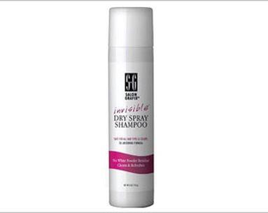 Dry Shampoo Sans Powdery Residue