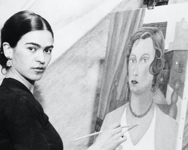 Frida Kahlo's Exact Eye Pencil, Revealed