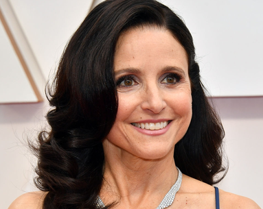 The Skin Care Julia Louis-Dreyfus Packed for Her Post-Oscars Flight