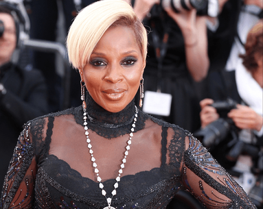 Mary J. Blige Reveals Why She Resisted Going Makeup-Free for MudBound