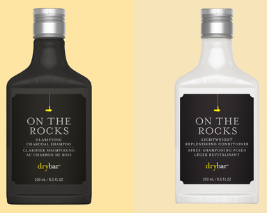 A New Charcoal Shampoo That Lets You Extend Your Style