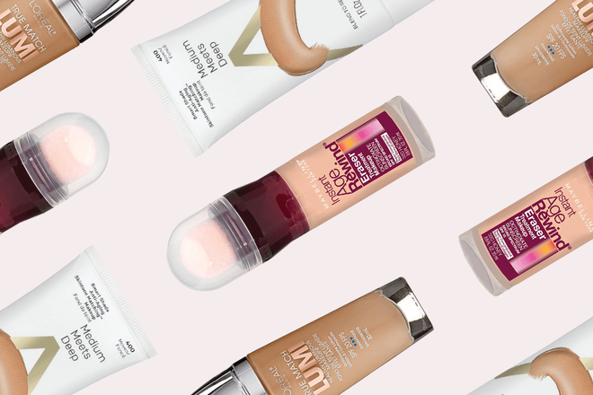 best selling spf foundations at cvs foundation makeup