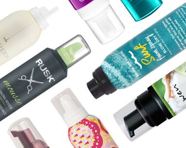 Hair Mousse Is Making a Big Comback. Here Are the 11 Best Ones to Buy Now