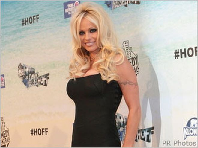 Pamela Anderson Says She's Swearing Off Plastic Surgery