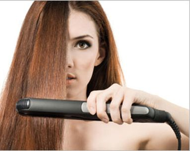 Stop Frying Your Hair With Your Flat Iron