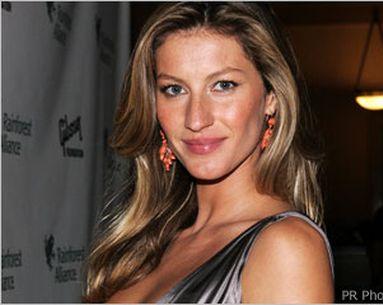 Supermodel Skincare Scandal: Gisele Says Sunscreen Is 'Poison'