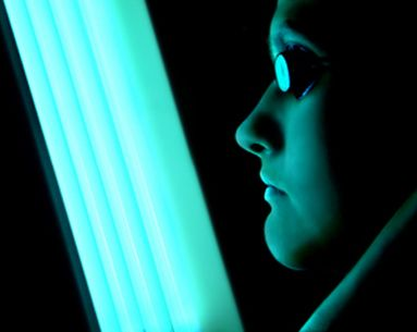 A New Twist In Tanning Bed Dangers