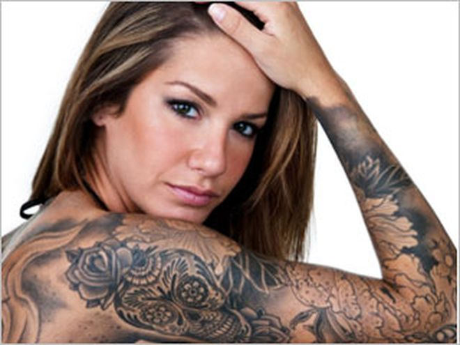 Do You Have Tattoo Regret? - NewBeauty