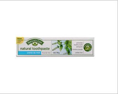 Vegan Toothpaste With Brightening Benefits