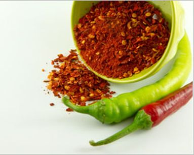A Spicy Way To Burn Fat
