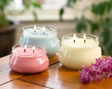 Create Your Own Candle Scent