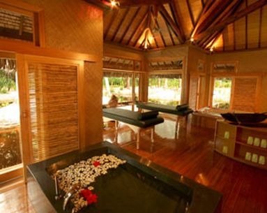 Serious Spa Treatments In Bora Bora