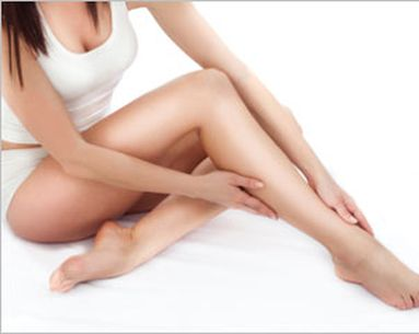 A Steamy Varicose Vein Treatment