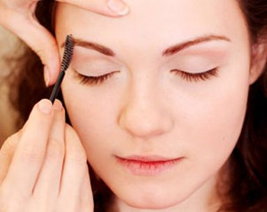 How To Apply Brow Powder