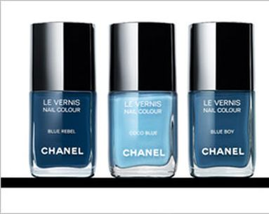 Denim For Your Nails