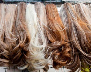 The Latest Beauty Crime: Stolen Hair