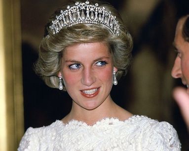 The Crazy Story Behind Princess Diana's Famous Short Haircut