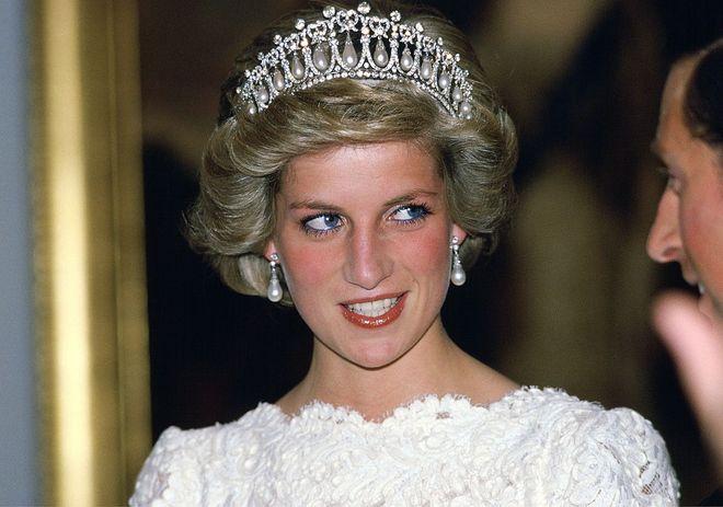 Princess Diana Short Hair Tips Tutorials Hair Dailybeauty