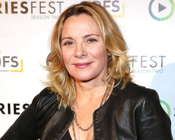 Kim Cattrall's MUA Reveals His Best Secrets for Applying Makeup to Mature Skin