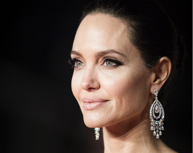 Angelina Jolie Says Seeing This on Her Face Makes Her Love Aging