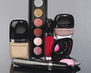 Marc Jacobs Launches Makeup Line