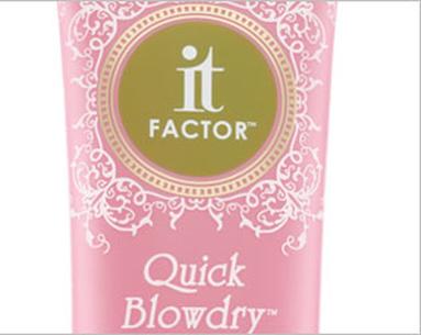 A Better Blow-Dry In A Bottle