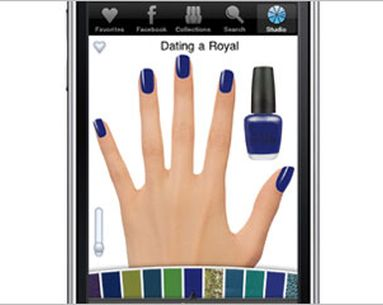 Color Us Thrilled With Opi'S Relaunched App
