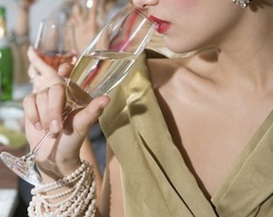 Drink Champagne To Live Longer, And Lose Weight? Cheers!