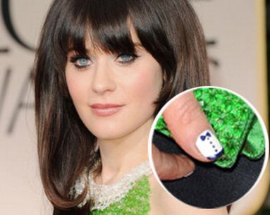 Poll: Funky Nail Art: Who Can Pull It Off?
