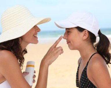 Sun Damage: What To Teach Your Daughter Now