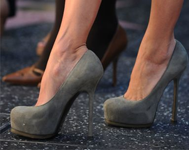 Poll: Would You Sacrifice Your Heels For Your Health?