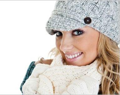 Get Glowing Skin Through Winter Months