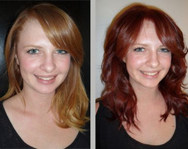 Are You Red-Dy For A New Hair Color?