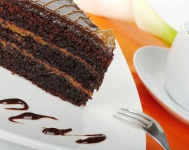 Eat Chocolate Cake For Breakfast To Lose Weight