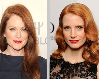 Spruce Up Red Hair With A Red Lip