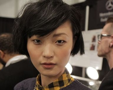 The Secret To Flawless Skin From New York Fashion Week Fall 2012