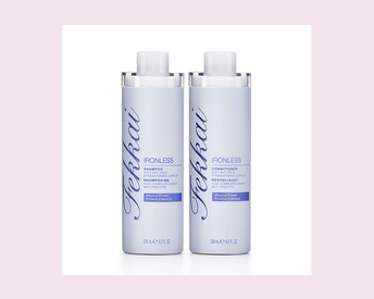 This New Shampoo and Conditioner Duo Gives You Pin-Straight Hair Without a Flat Iron