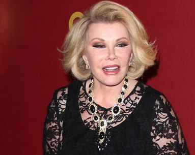 New Book Reveals Emotional Reasons Behind Joan River's Plastic Surgery Obsession