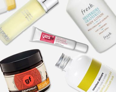 Gaga for Grapefruit: 10 Fruit-Infused Products We Love