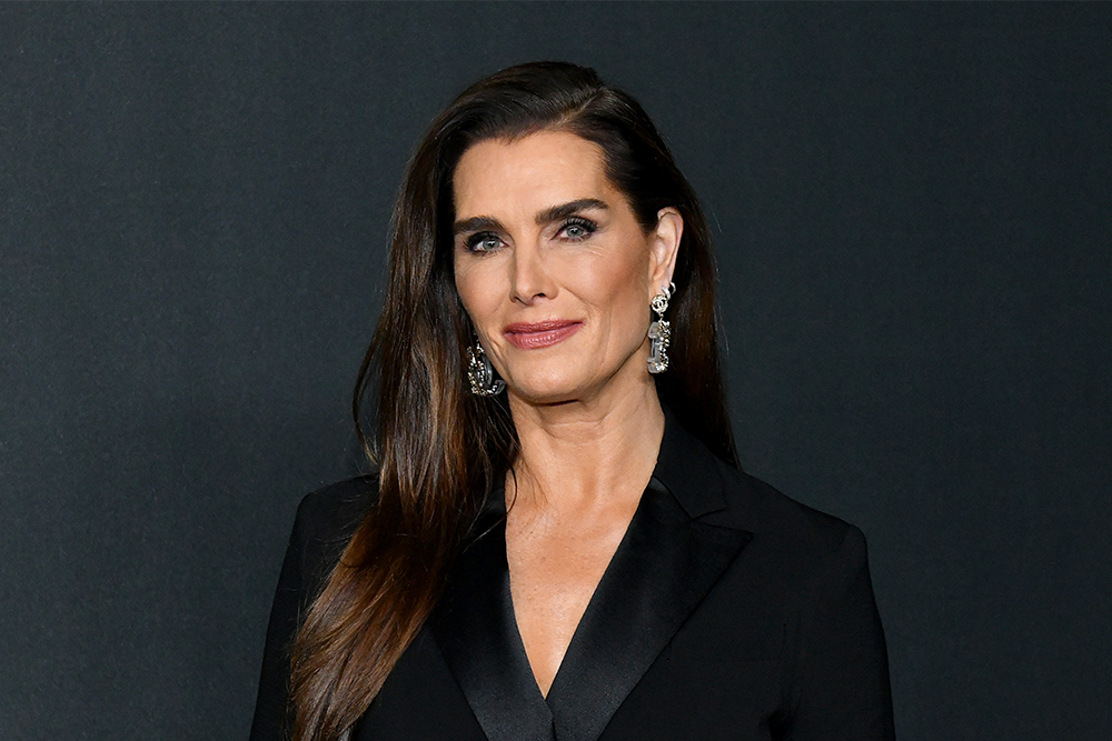 Is a Brooke Shields workout masterclass coming?