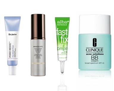 The Best Acne-Fighting Makeup