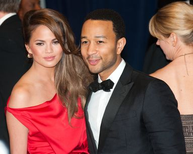 Chrissy Teigen Reveals That Her Baby Has a Skin Condition
