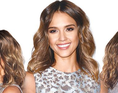 Get The Look: Jessica Alba's Waves