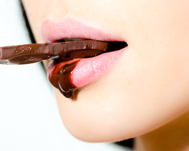 People Are Now Snorting Chocolate and You'll Never Guess Why