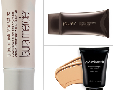 Makeup Artists Reveal Their Favorite Foundations for Summer