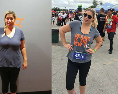 The Exact Method I Used to Lose Almost 40 Pounds