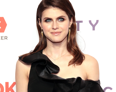 The Product Alexandra Daddario Credits for Totally Clearing Up Her Skin